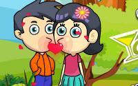 Hiding Kisses