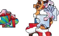 Dora Christmas Puzzle