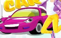 barbies Car