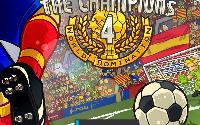 The Champions World Domination