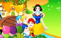 Snow White Decoration